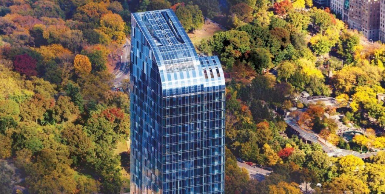 Город Нью-Йорк, стоимость 100,5 млн $