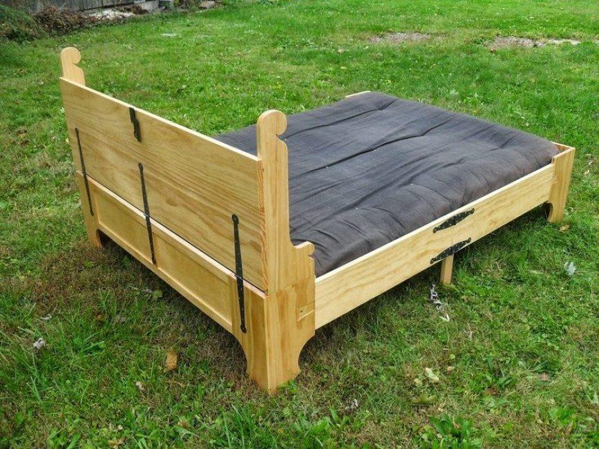 Полноценное спальное место для двоих взрослых