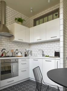 Самые удачные варианты угловых кухонь в хрущевках