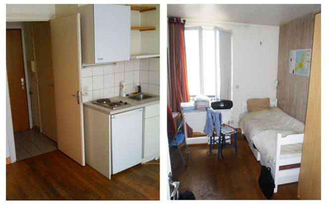 """Это фото """"до"""" ремонта. Как видите, квартира была безликой, а обстановка не комфортной"""