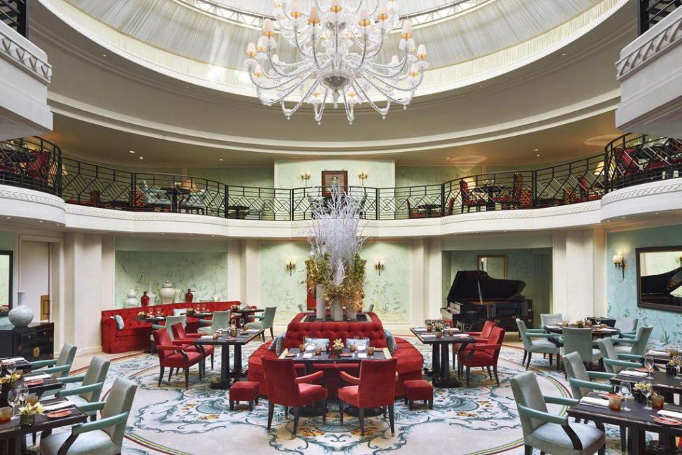 Ресторан L'Abeille был удостоен двух звезд Мишлен