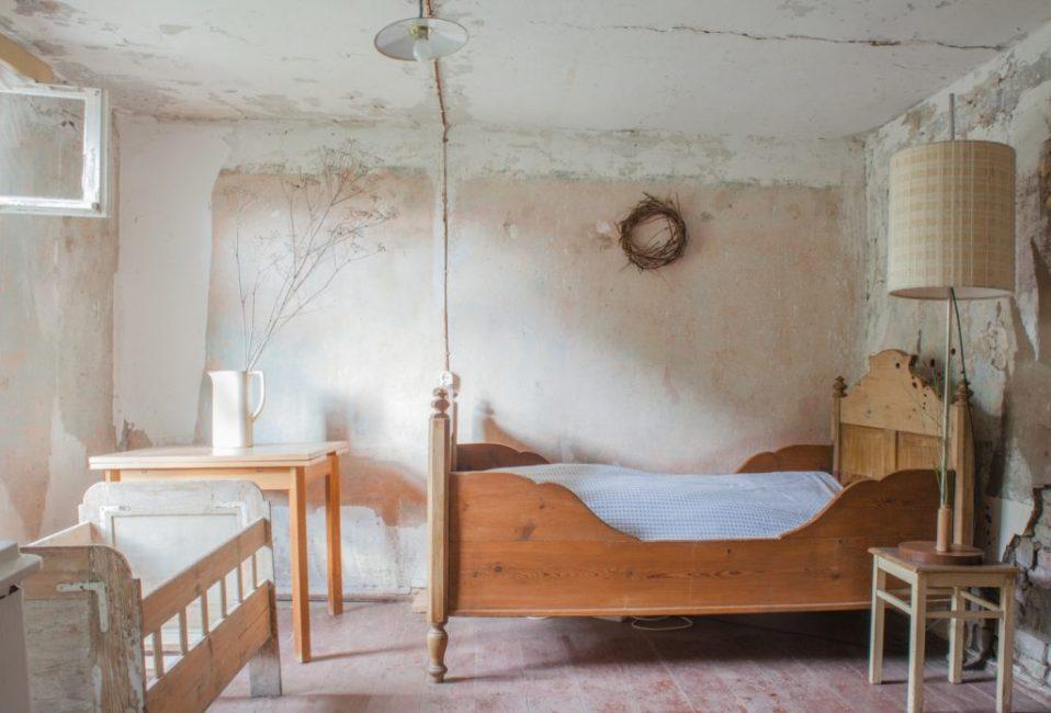 А это интерьер дома, в котором живет немецкий фотограф Anne Schwalbe