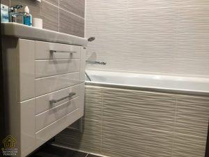 В крохотной ванной и санузле мужчина своими руками сделал ремонт. Фото До/После