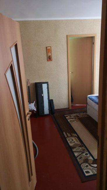Так гостиная выглядела до того, как начался ремонт