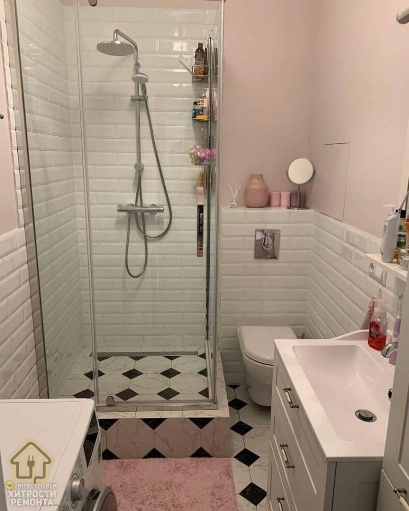 Отец подарил взрослой дочери ремонт в квартире 28 кв.м. Много ФОТО