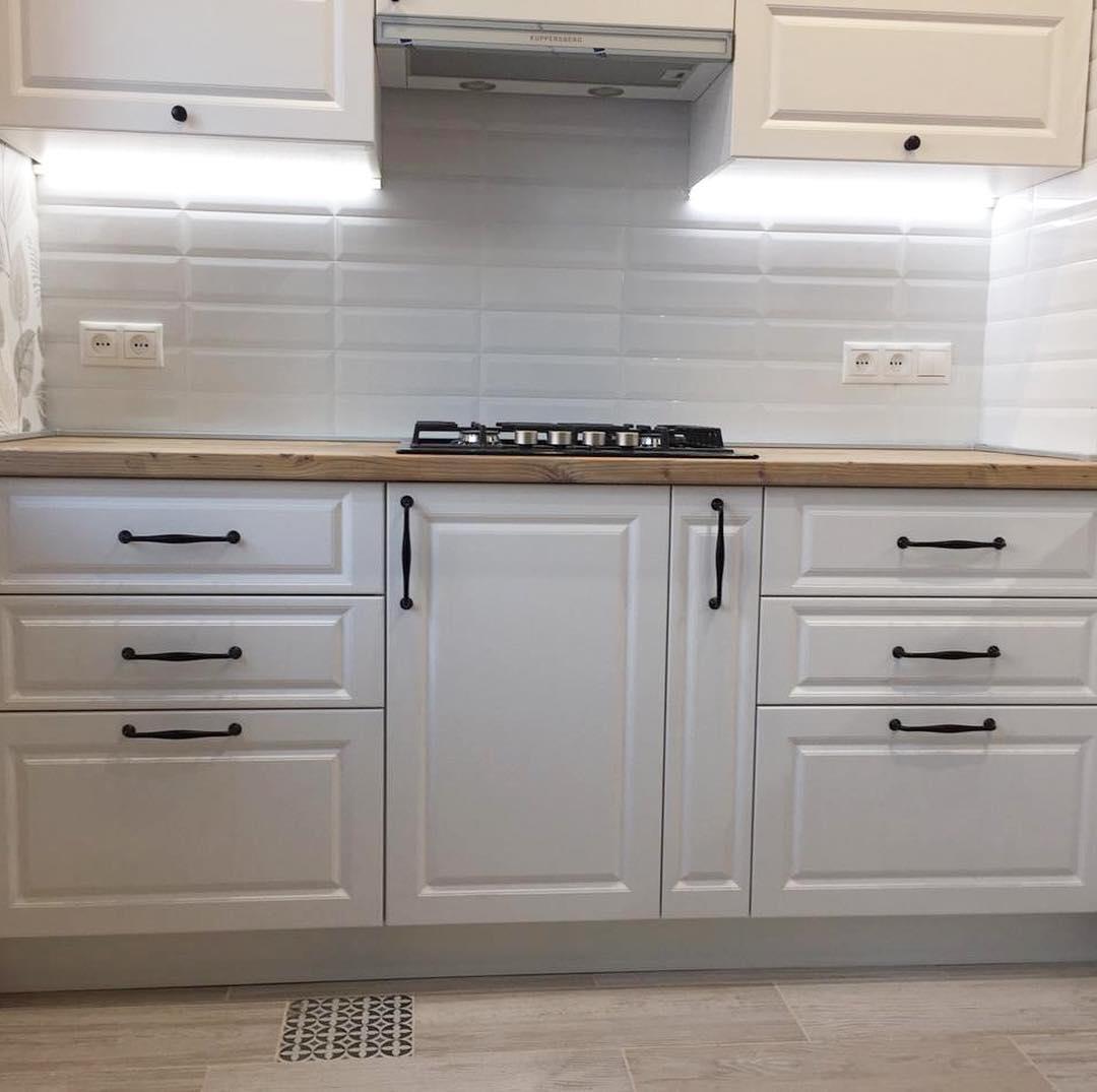 Мужчина сделал самый функциональный ремонт в маленькой кухне за 128 тыс.руб. Много ФОТО