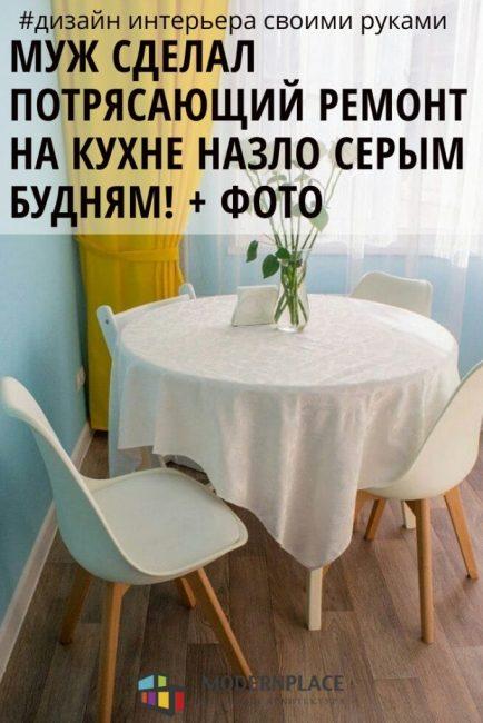 Ремонт в кухне