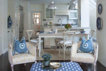 Идеи дизайна кухни в частном доме: 130+ фото и варианты компоновки