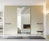 Встроенный шкаф-купе в прихожую. Схемы организации пространства и наполнение + 170 ФОТО дизайна и идей