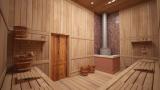 Отделка бани внутри своими руками (+200 Фото). Дизайны и Планировка красивых интерьеров
