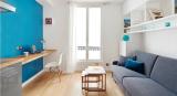 Мини-студия в Париже: 15 кв. м. оформления с безупречным вкусом + ФОТО «до» и «после»