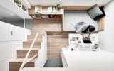 Смарт-квартира (Тайвань) 17 кв.м. + встроенная мебель. Из музыкальной студии в микро-жилье