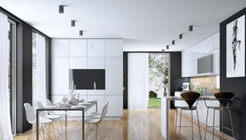 Дизайн интерьера дома (коттеджа). (225 ФОТО) ТОП-16 современных стилей