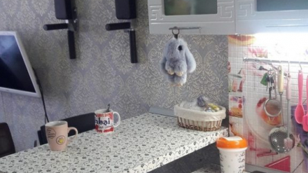 Парень преобразил свою комнату в общаге и потратил на это меньше 100 тысяч рублей ?