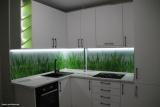 Жена сама спроектировала кухню, а муж помог воплотить мечту в реальность. Фото До/После