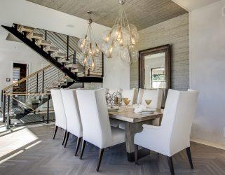 Бежевые обои в интерьере — 175+ (Фото) Комбинированных Сочетаний (в кухне, гостиной, спальне)