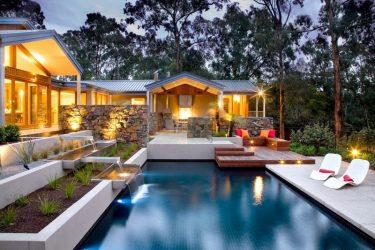 Как сделать Бассейн на даче Своими руками (165+ Фото)? Каркасный,  крытый, бетонный — Какой лучше?