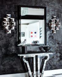 Отделка декоративной штукатуркой в интерьере (150+ Фото) — Технология, которая доступная каждому
