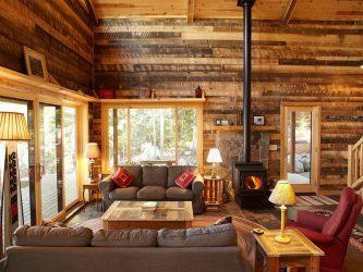Интерьер под дерево: 200+ (Фото) Готовых природных дизайнов для Вашего комфорта