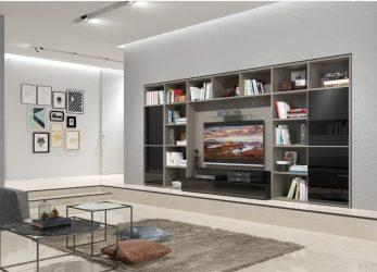 Основные Современные стили в дизайне Гостиной: 180+ Фото сочетаний Цветов в интерьере