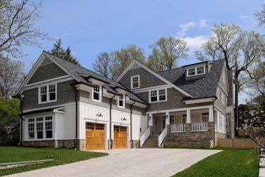 Красивый Одноэтажный дом с мансардой (100+ Фото Проектов). Почему он Стильный и Недорогой одновременно?