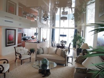 Двухуровневые потолки в зале:  Материалы, интересные сочетания, идеи по дизайну (135+ Фото)