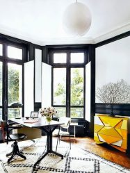 Невероятные Эркерные окна на кухне – Искусство дизайна (115+ Фото Интерьеров)
