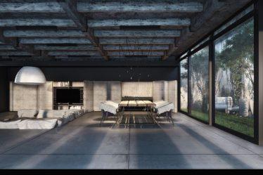 Оформляем интерьер в черном цвете: Шторы/Обои/Потолок (185+Фото). Яркий акцент вашего дизайна