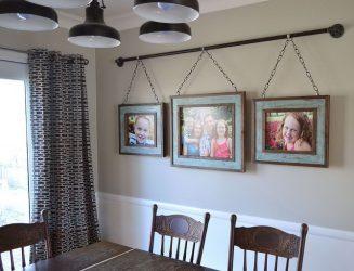 Как повесить фотографии на стену красиво и оригинально (170+ Фото)? Креативные идеи для ярких акцентов