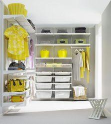 Как сделать Гардеробную комнату из кладовки своими руками? 135+ Фото Проектов для организации пространства