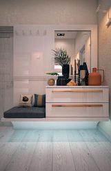 Современные идеи дизайна для прихожей (+200 Фото) – Шагаем в ногу с 2017 годом