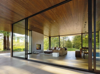 Внутренняя отделка стен дома: 140+ (Фото) Вариантов имитации бруса