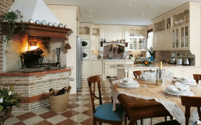 Декоративный камень на Кухне — 130 Вариантов Оформления красивых дизайнов