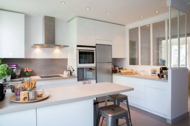 Как повесить правильно картины в интерьере кухни — 205+ (Фото) Стильных и Красивых Идей