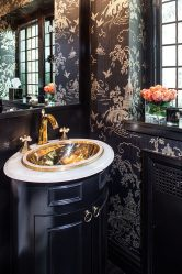 Моющиеся обои – Дизайн мечты на прочном основании. 210+ (Фото) для Кухни, Ванной и Туалета