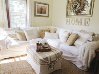Как сшить накидки на диван и кресло своими руками? 120+ (Фото) Идей для Вашего дома