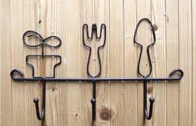 Настенная ключница в прихожую: 140+ (Фото) Оригинальных вариантов своими руками
