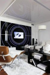 Потолочный дизайн: (+230 Фото) Современные натяжные потолки от А до Я