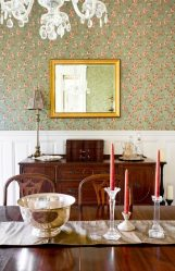 Обои в стиле Прованс: Правила оформления комнат (150+ Фото). Как сделать интерьер действительно французским?