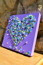 175+ Фото Интересных Панно на Стену из подручных средств своими руками. Из ткани, из пробки, из бисера — что красивее?