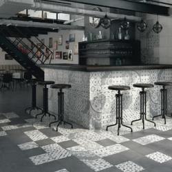 Плитка Пэчворк в интерьере кухни: Насыщенные средиземноморские мотивы в вашем доме (для фартука, на пол). 110+ (Фото) Пошагово для Начинающих