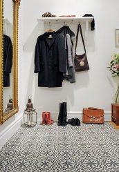 Плитка на пол в коридор (245+ Фото) — Как выбрать и положить? Современные и красивые варианты