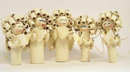 Шаблоны Поделок из крупы и макарон для детей своими руками (185+ Фото) — Оригинальное решение Украшения дома и не только