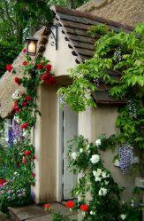 Оформление Цветников и Клумб своими руками — 210+ (Фото) Оригинальных и красивых дизайнов