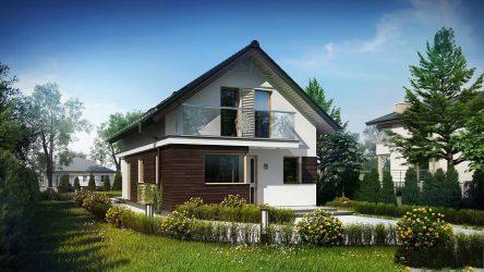 175+ Фото Проектов домов из Пеноблоков, или Как быстро построить мечту?