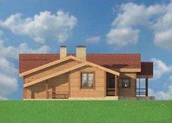Проекты одноэтажных домов из бруса: Правила оформления, достоинства и недостатки