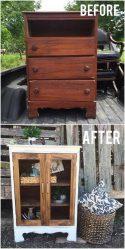 Реставрация домашней мебели своими руками (мягкой, кухонной, деревянной): До и После (150+ Фото)