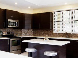 Коричневый цвет в интерьере: 260+ (Фото) «Шоколадного» дизайна. Интересные и оригинальные сочетания цветов