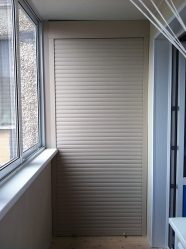 Дизайн Балкона со шкафом – экономим пространство квартиры (165+ Фото). Как сделать красивый Шкаф своими руками?