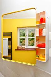 Шкаф-пенал для ванной (130+ Фото): Модели, о которых Вы еще не знали (напольный, угловой, подвесной)